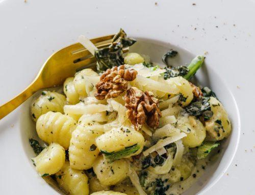 Gnocchi de Broccolis